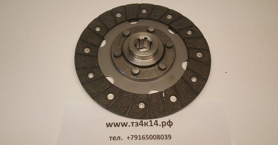 Диск сцепления 200мм MT051843, MT8132 (076923, TZ4K14)