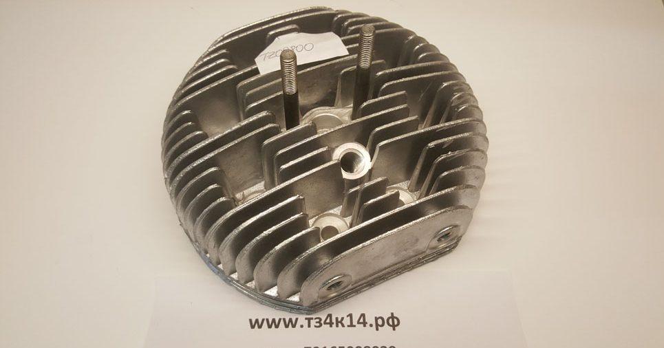 Головка цилиндра (09010, Трактор TZ-4K-14)