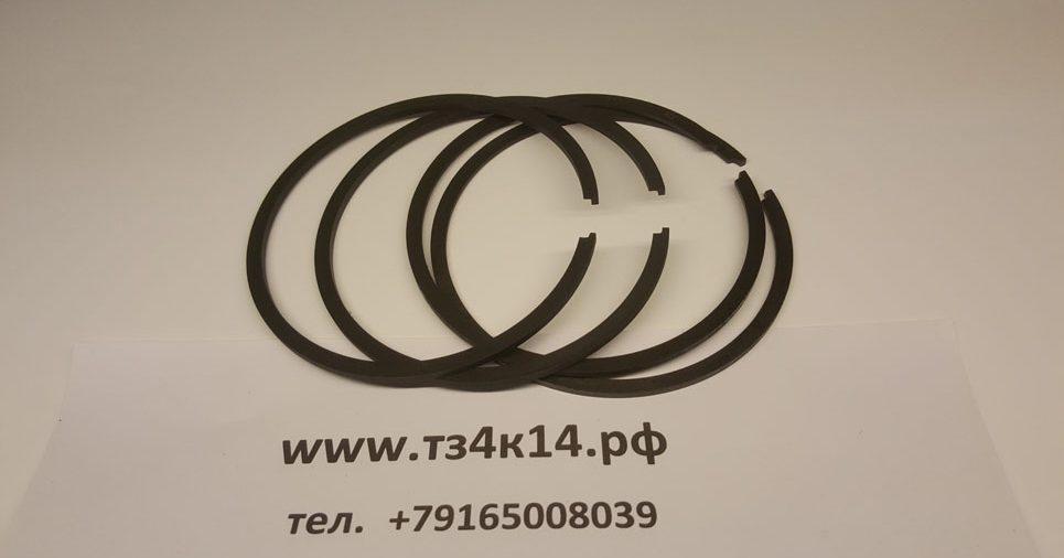 Комплект колец поршневых (ORG) (01011, Трактор TZ-4K-14)